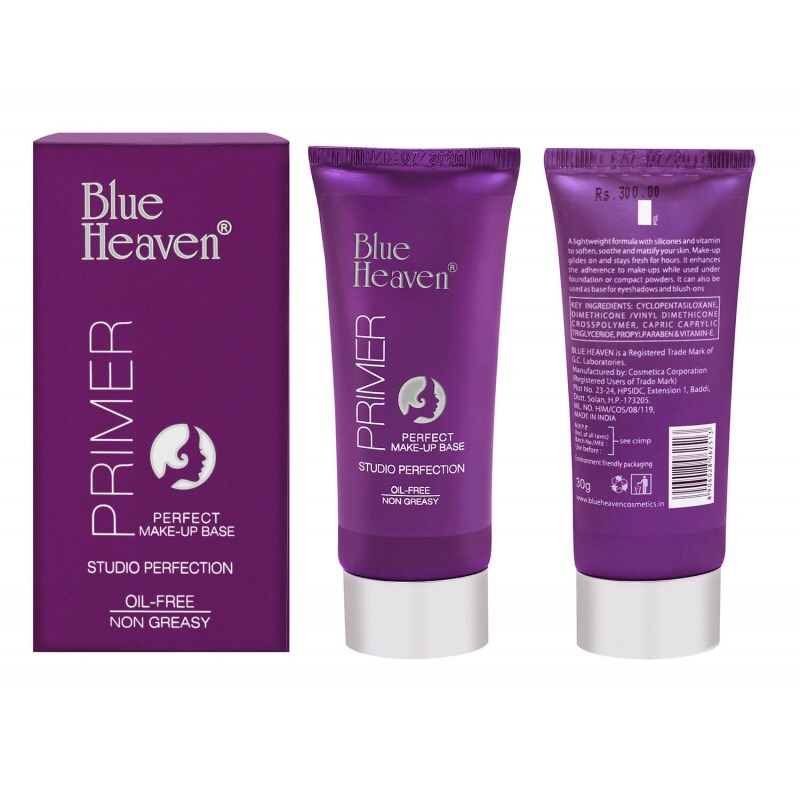 Blue Heaven Studio Prefection Primer