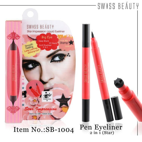 Swiss Beauty pen eyeliner