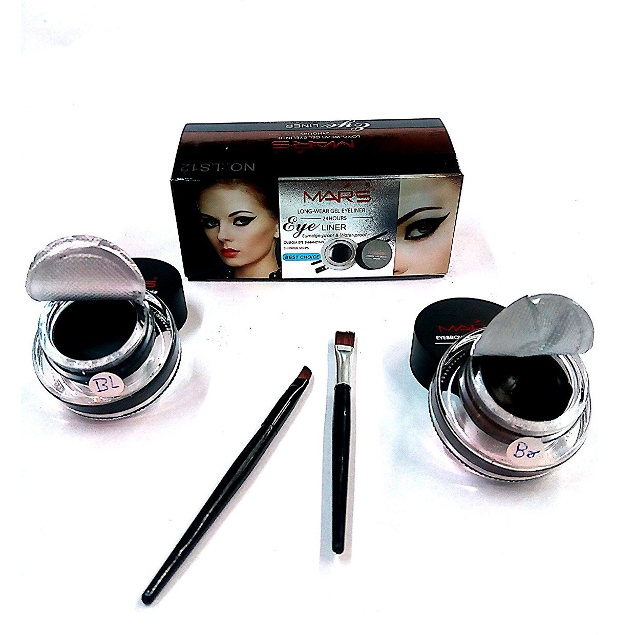 Mars Long Wear Gel Eyeliner