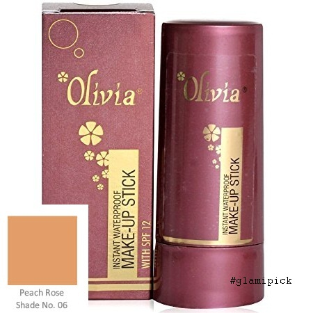 Olivia makeup stick - Peach Rose