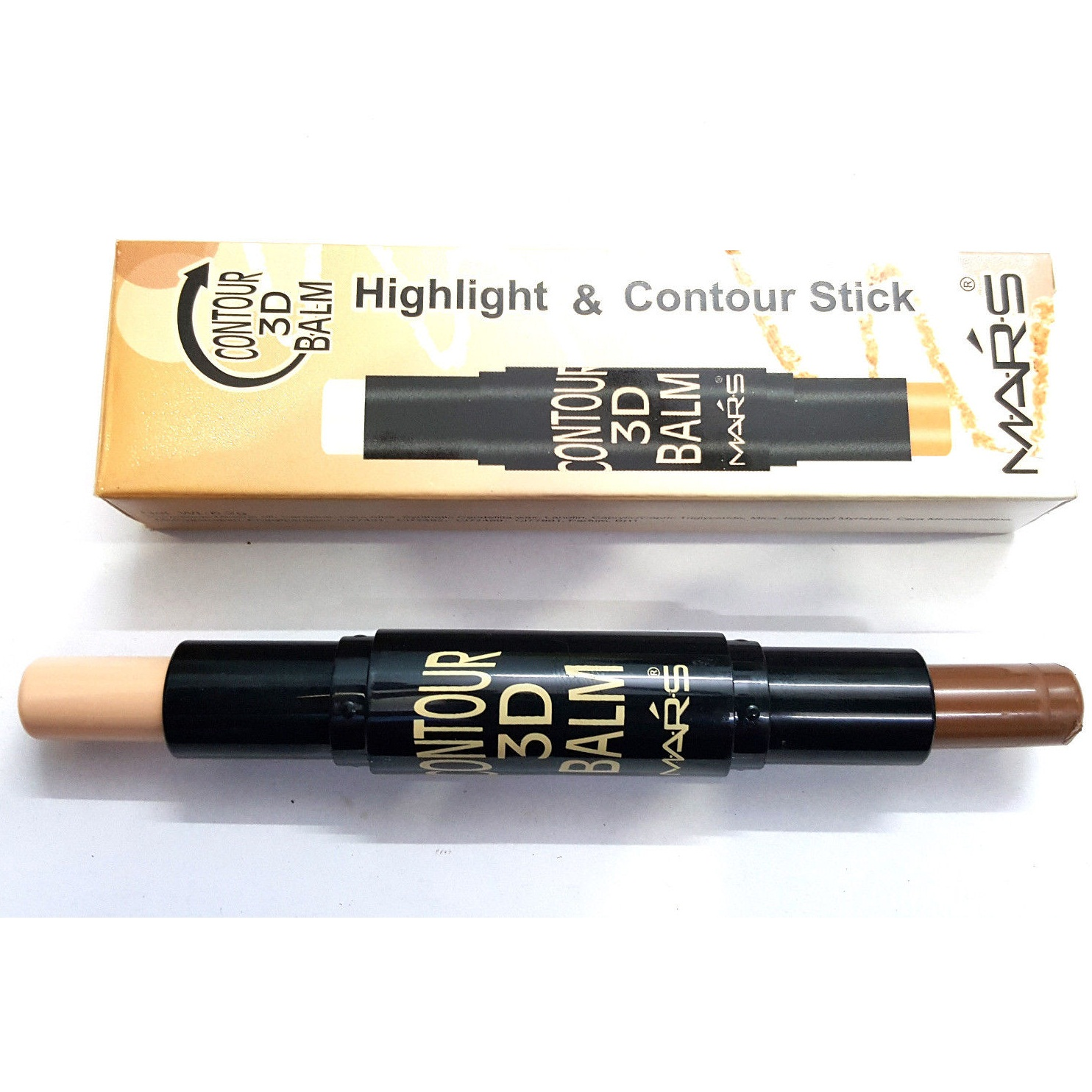 Mars Highlight and Contour Stick Concealer