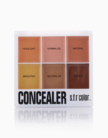 S.F.R Color Concealer Pallete