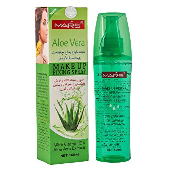 Mars Make Up Fixer with Alovera