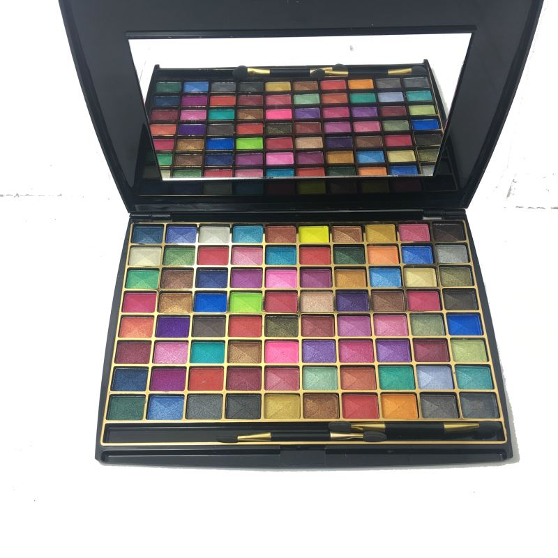 Half N Half 80 colors eyeshadow