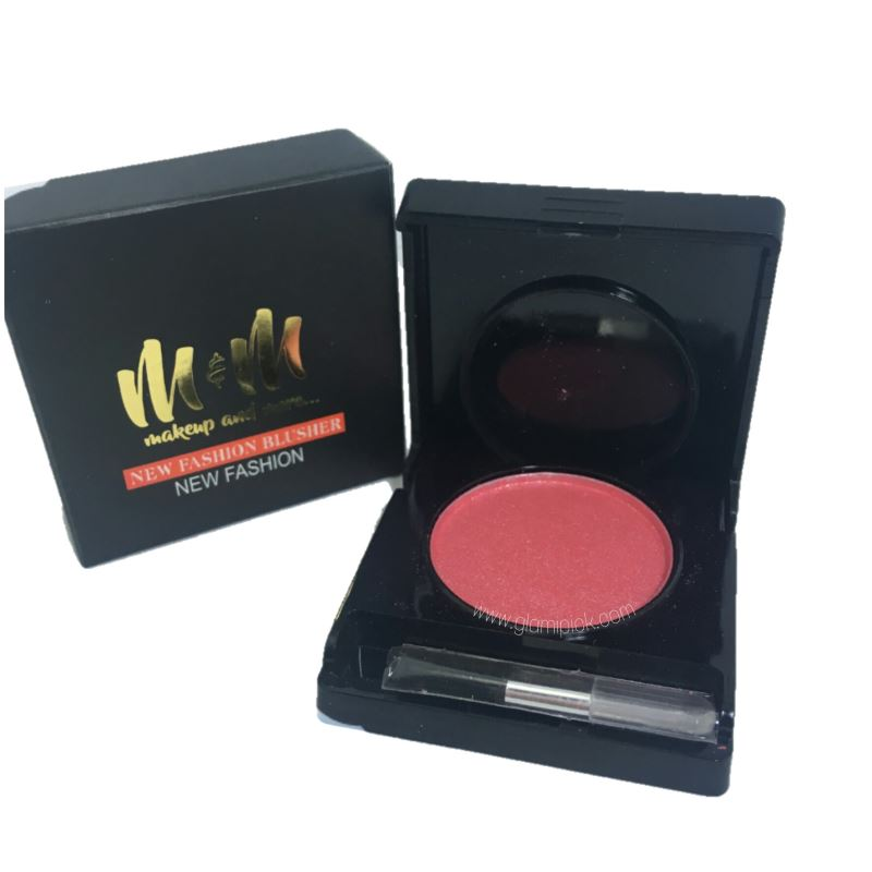 M&M New Fashion Blusher Shade 06