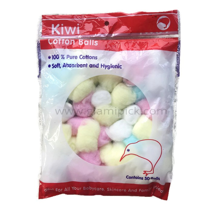 Kivi Cotton Balls to remove Makeup