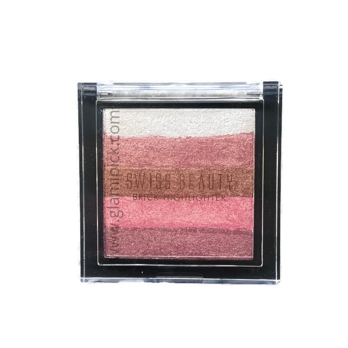 Swiss Beauty Shimmer Brick Highlighter