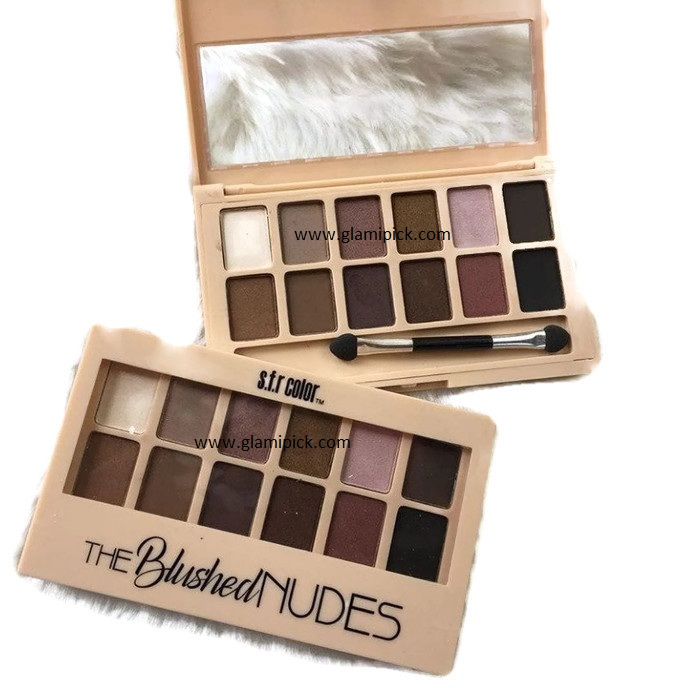SFR color TheBlushed Nude Eye shadow