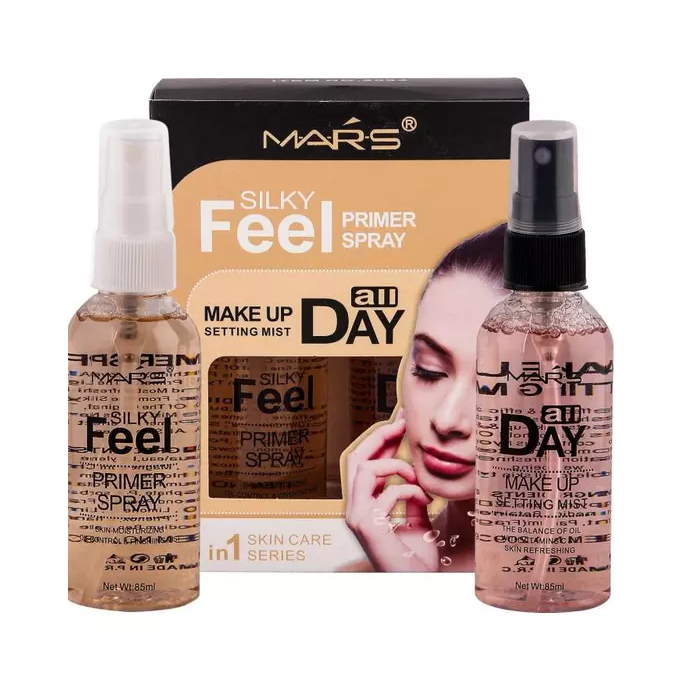 Mars Silky Feel Makeup Primer