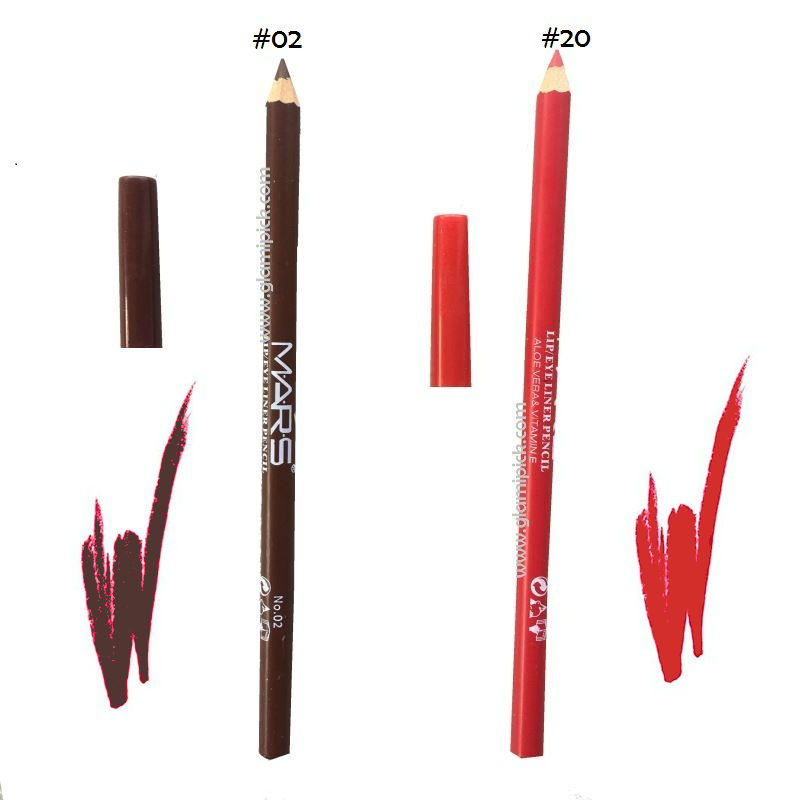 Mars Lip pencil