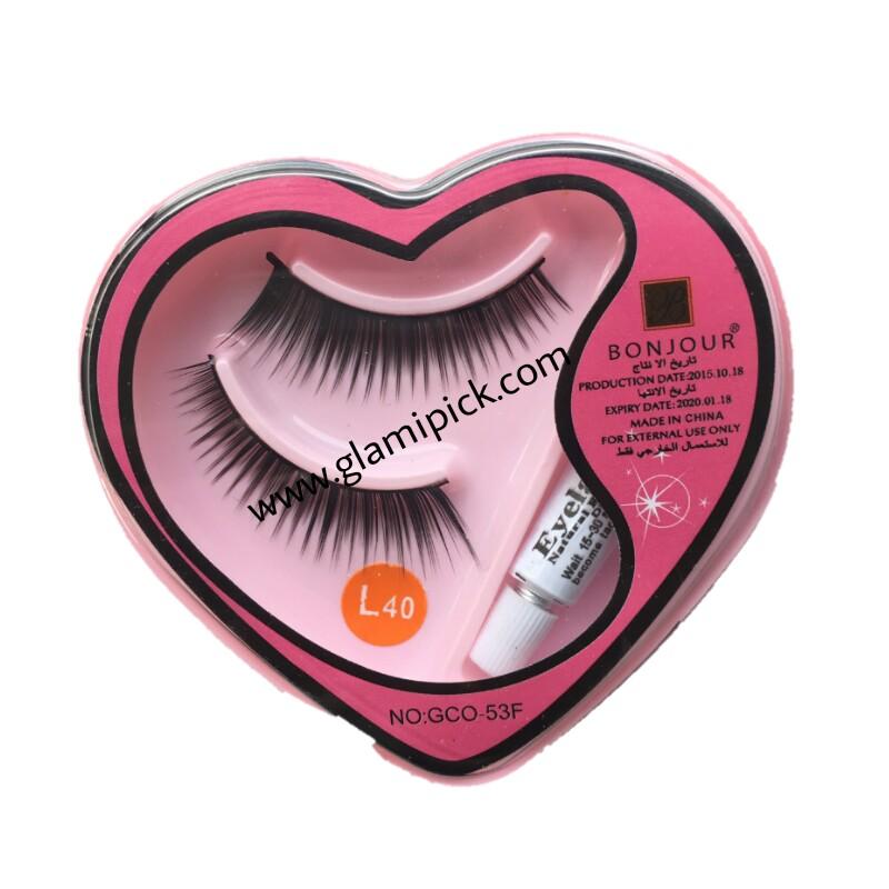 Bonjour Eyelashes (L40)