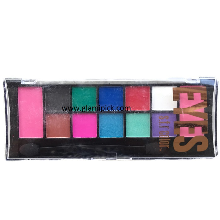 S.F.R Color eyeshadow 12 colors