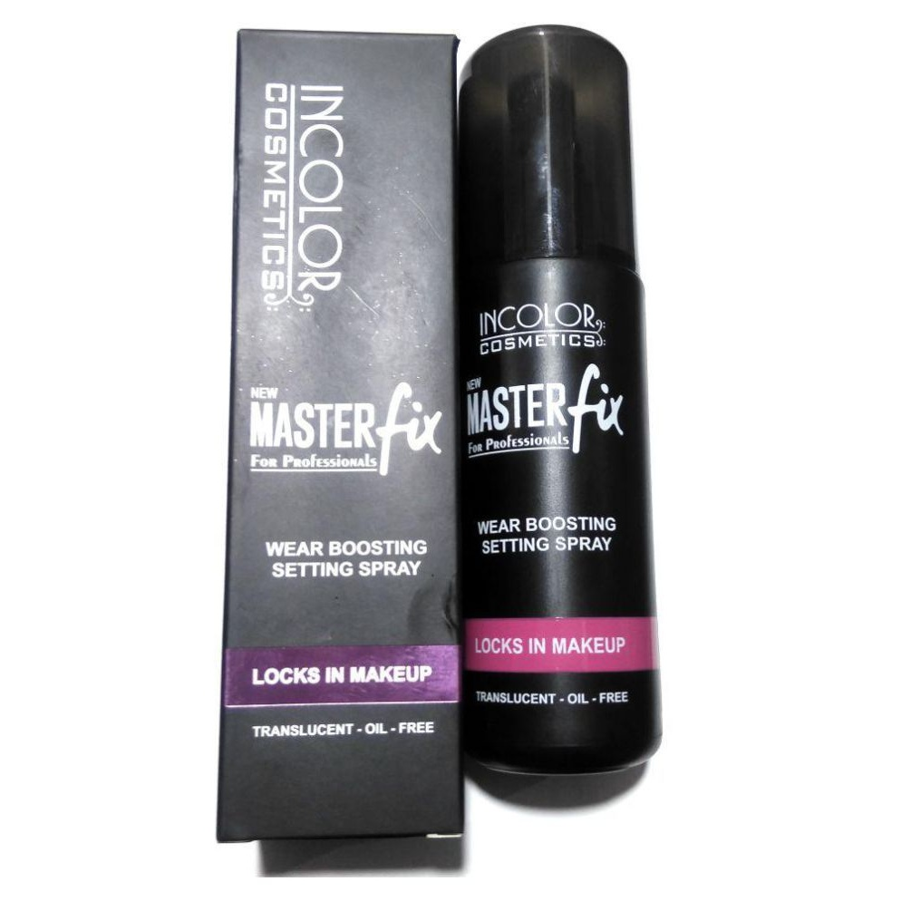 Incolor Master Fix Face Makeup Setting Spray