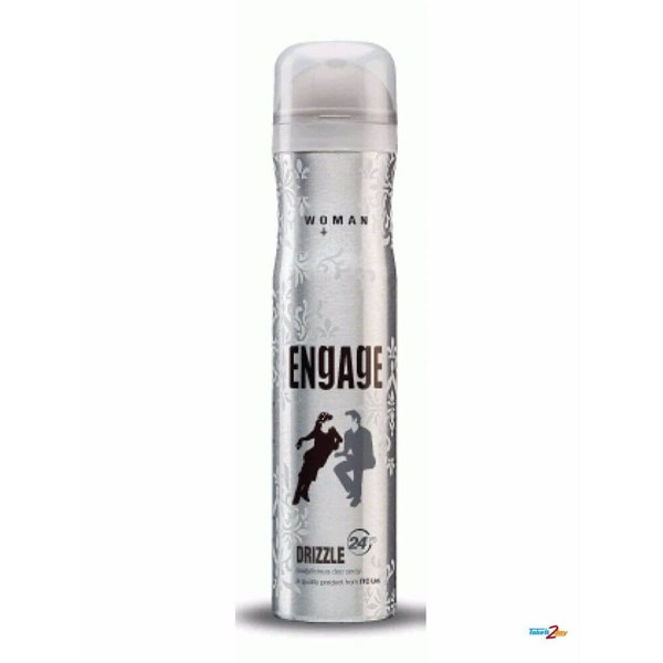 Engage Woman Bodylicious Deo Spray - Drizzle