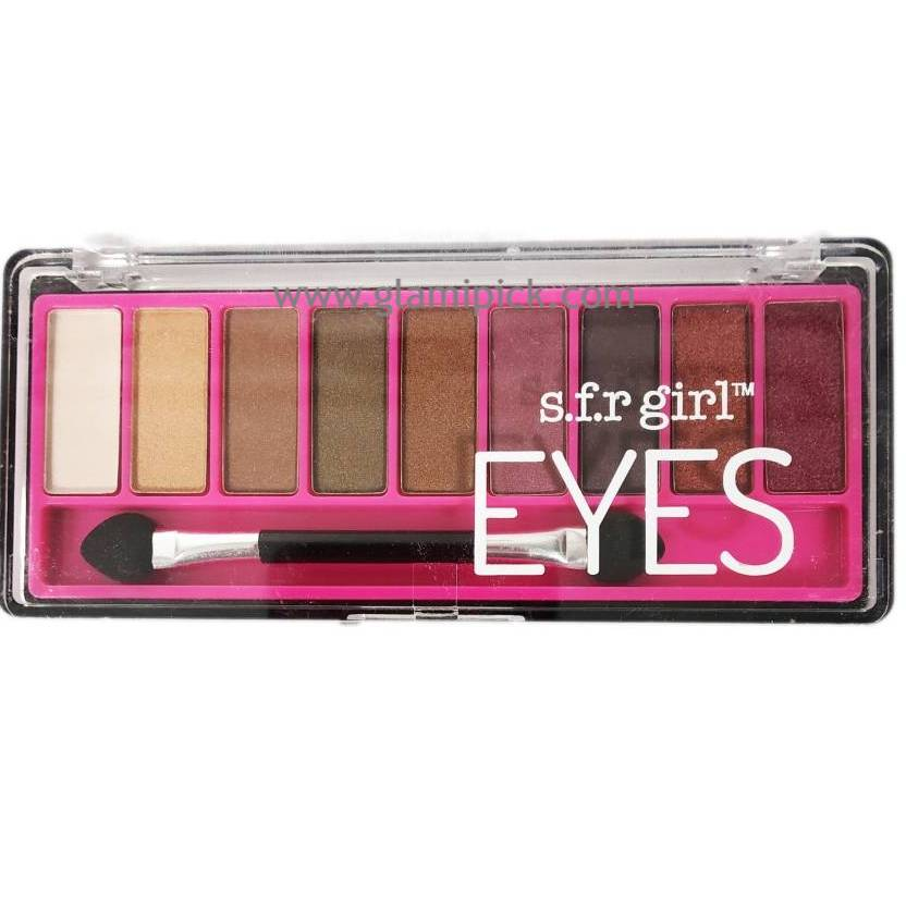 SFR Girl EYES Eyeshadow - 01