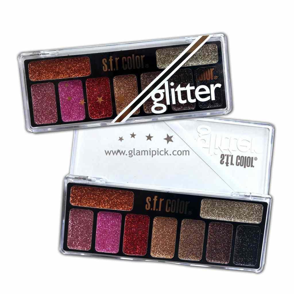 S.F.R glitter Eyeshadow - 02