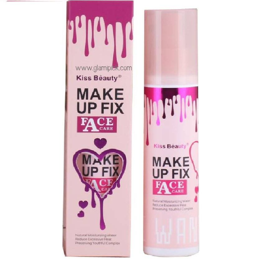 Kiss Beauty Makeup Fixer