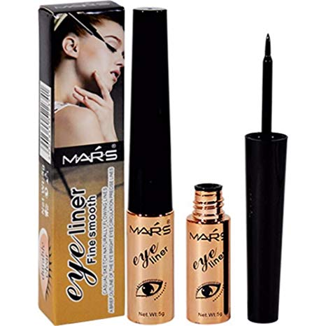 Mars Liquid eyeliner with a felt tip
