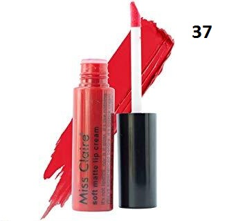 Miss Claire Soft Matte Lip Cream - 37,35, 55