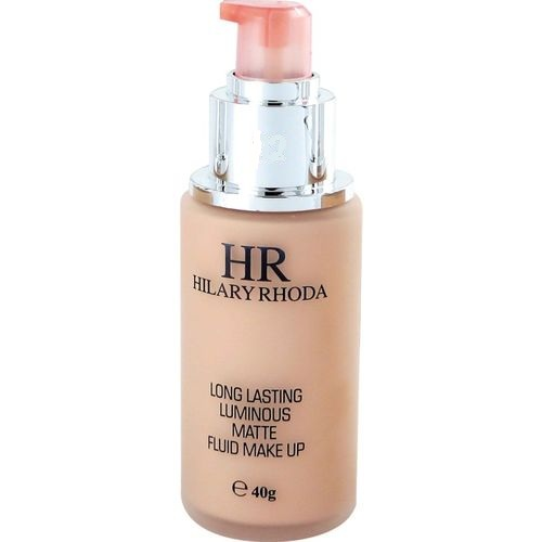 Hilary Rhoda long lasting Foundation