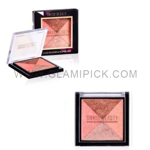 Maliao Baked Blusher and Highlighter