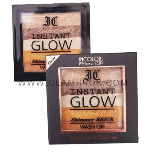 Incolor instant Shimmer Brick - 05