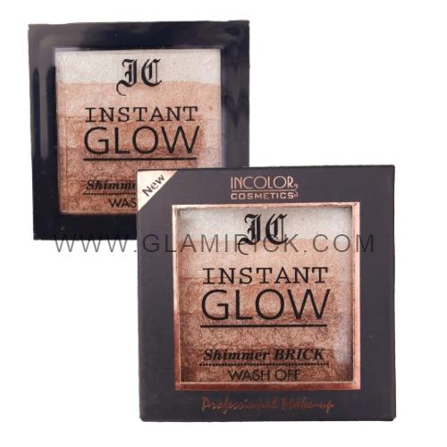 Incolor instant Shimmer Brick - 03