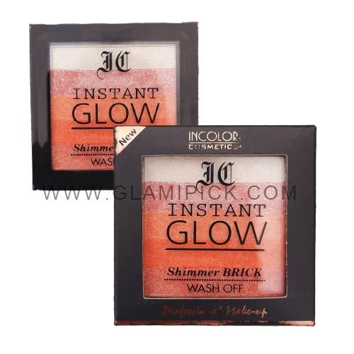 Incolor instant Shimmer Brick - 02
