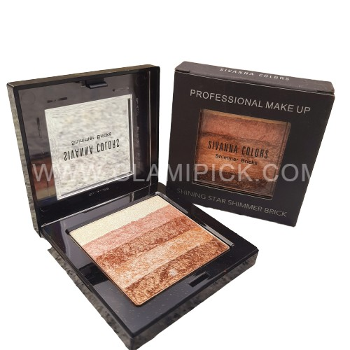 Sivanna Shimmer Bricks Highlighter