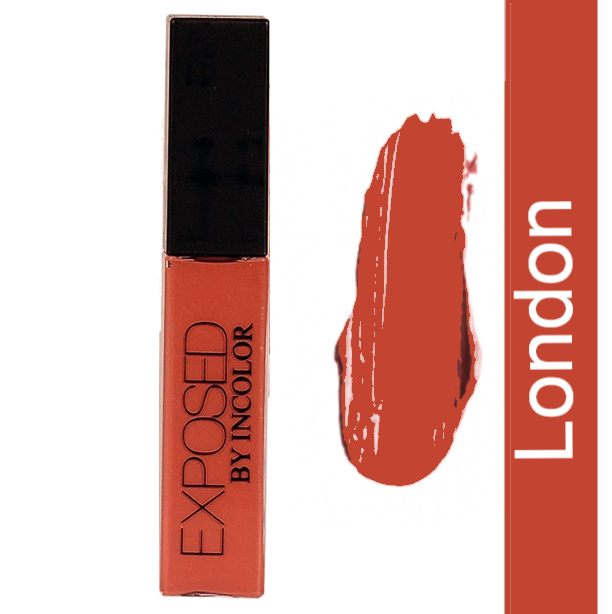 Incolor Exposed Soft matte Lip Cream - London