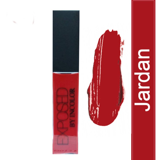 Incolor Exposed Soft matte Lip Cream - Jardan