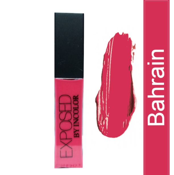 Incolor Exposed Soft matte Lip Cream - Bahrain