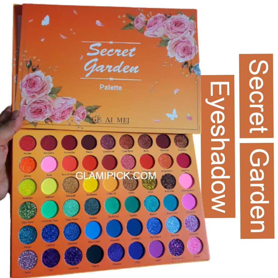Secret Garden Eyeshadow Pallet