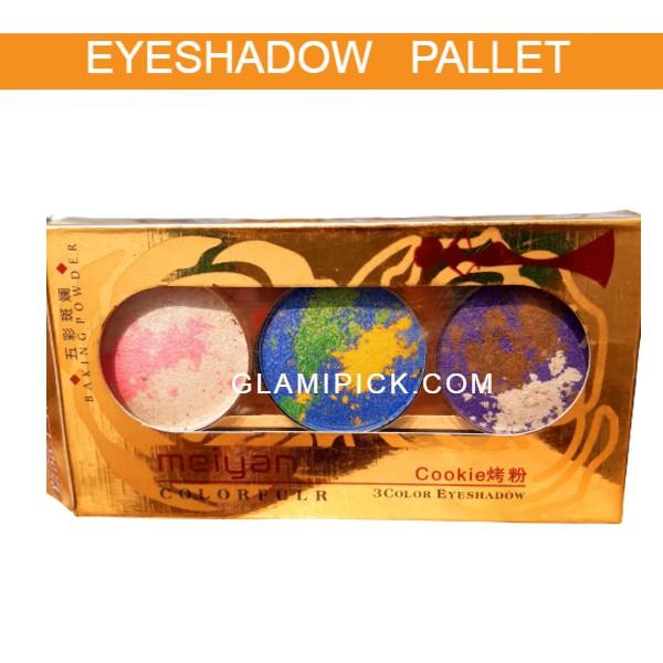 Meiyan 3 color Eyeshadow