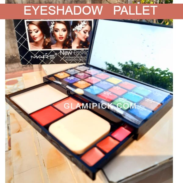 Mars New Fashion Eyeshadow
