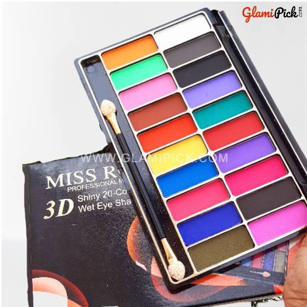 Miss Rose 20 colors eyeshadow - 01