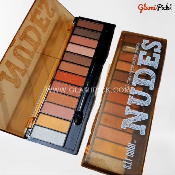 S.f.r Color Eyeshadow - Nude