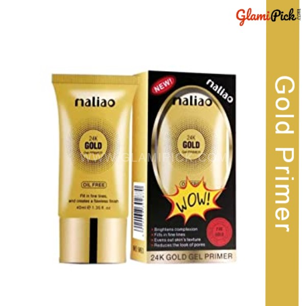 Maliao Wow 24K Gold Face Primer Gel