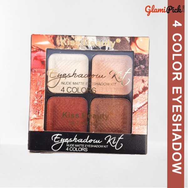 Kiss Beauty 4 color Eyeshadow 1