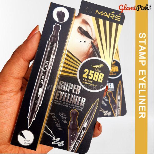 Mars Super Eyeliner Black Double Stick Eyeliner