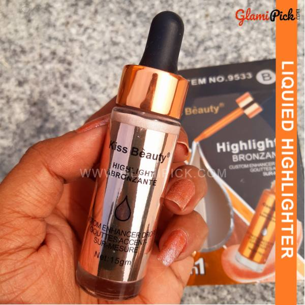 Kiss Beauty 3in1 Highlight & Bronzante 05