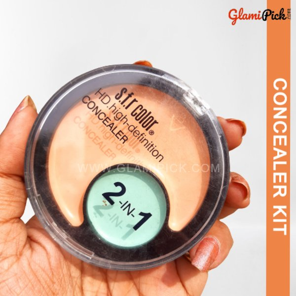 SFR Color Concealer Kit A