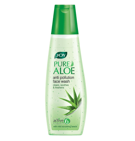 Joy Pure Aloe Anti Pollution Face Wash