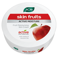 Joy Skin Fruits Active Moisture Fruit Moisturizing Skin Cream