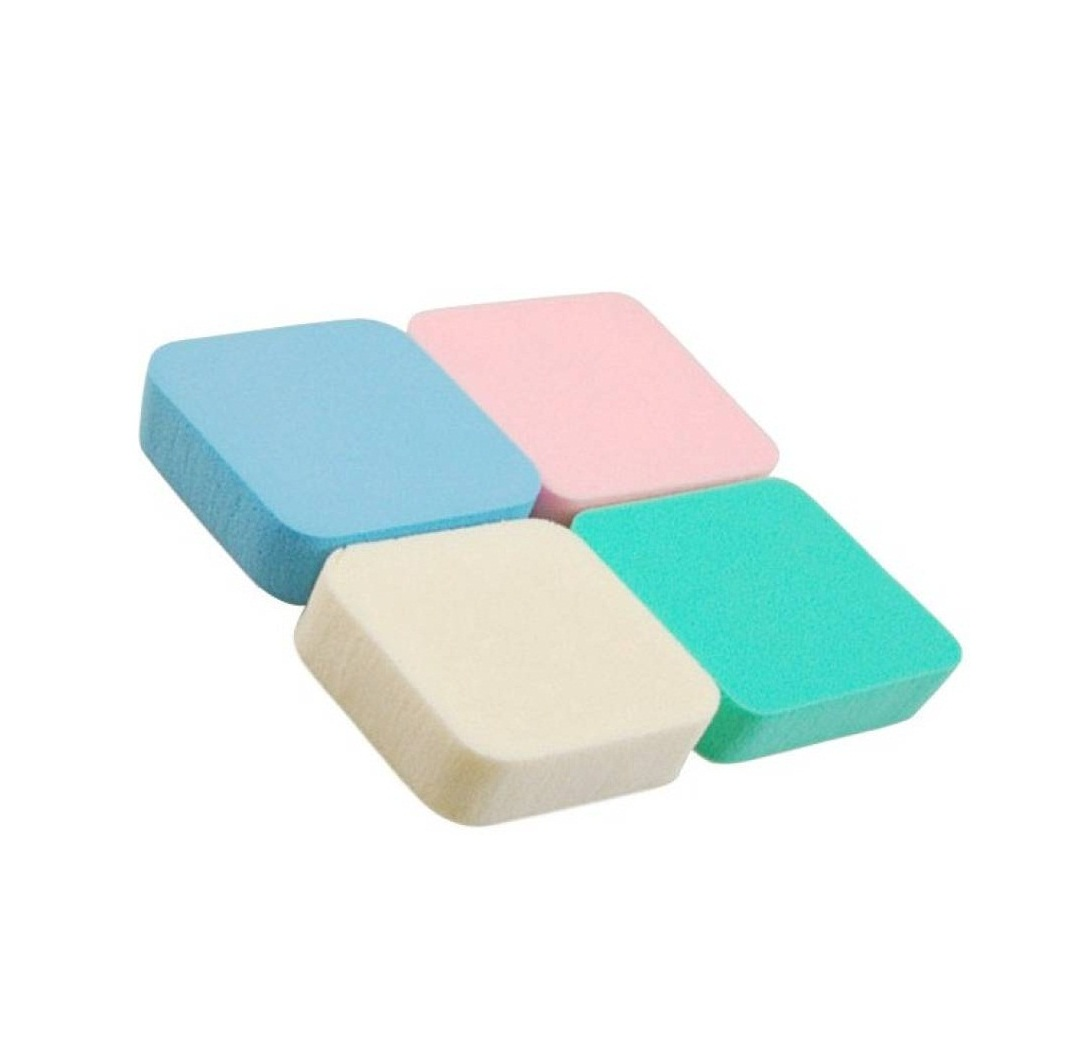 Powder Sponge (Set of 4)