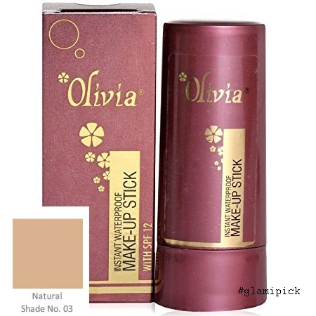 Olivia makeup stick - Natural