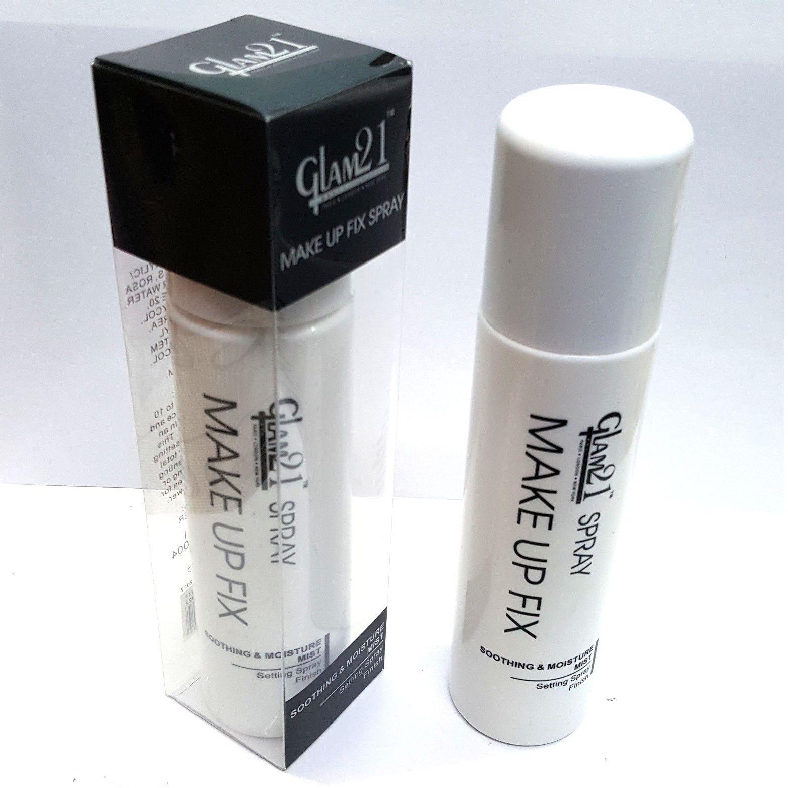 Glam21 Makup Fixer setting spray