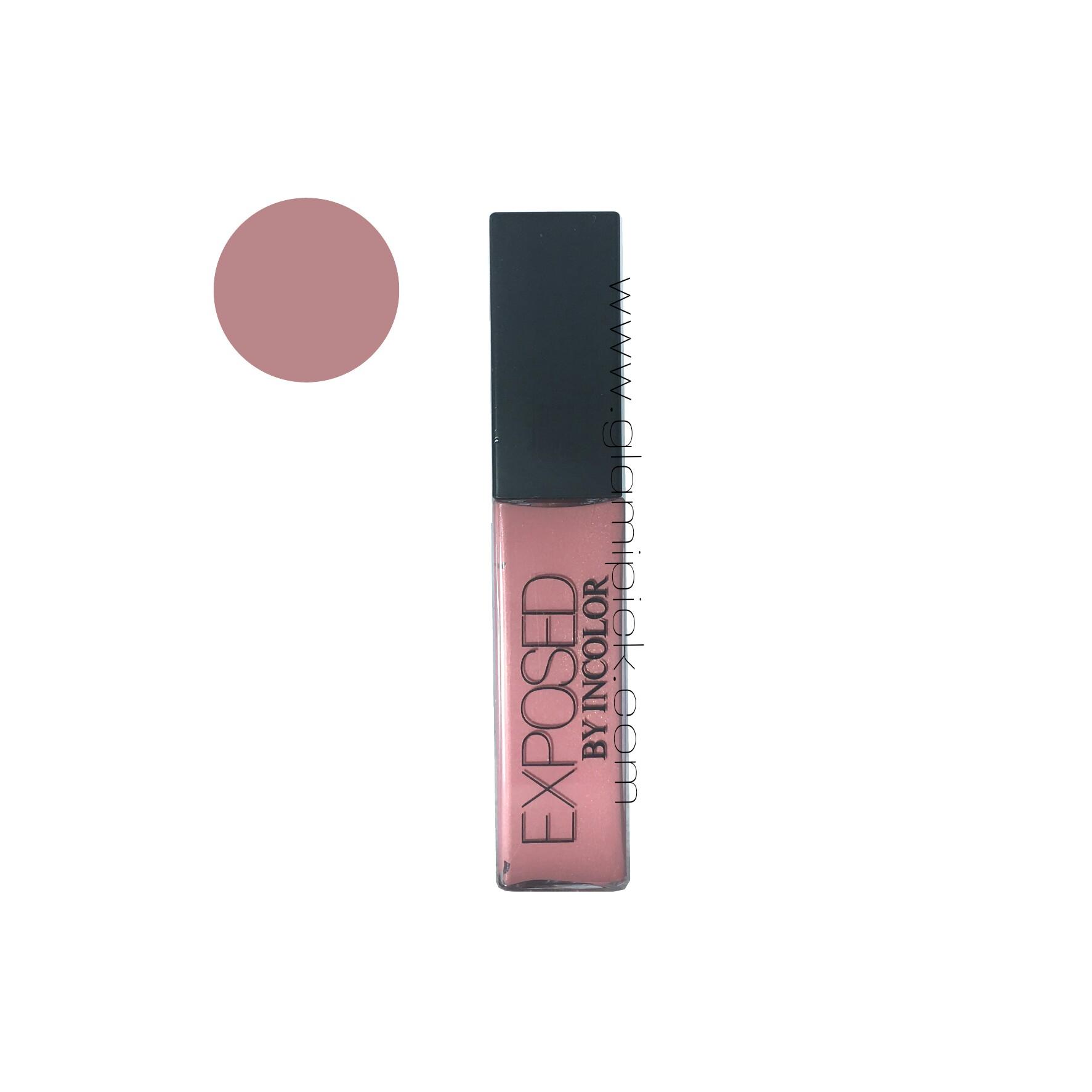 Incolor Exposed Soft Matte Lip Cream- Romania