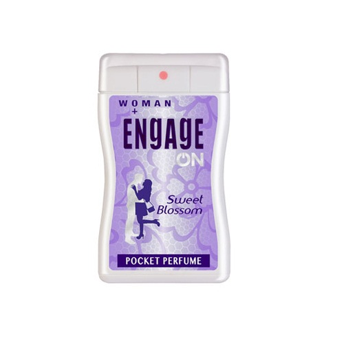Engage On Women Sweet Blossom Pocket Perfume