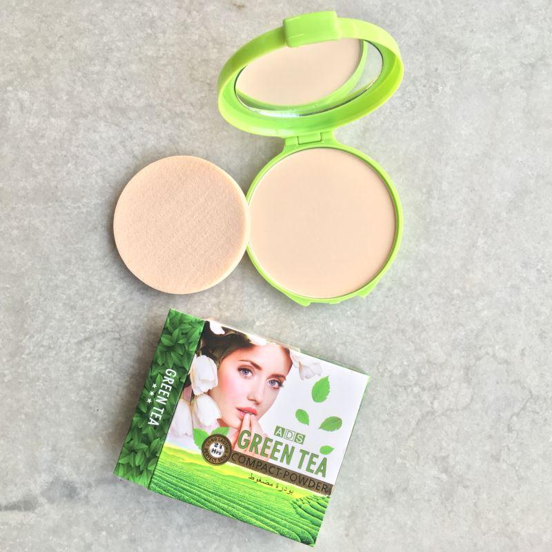 ADS Green Tea Compact Powder